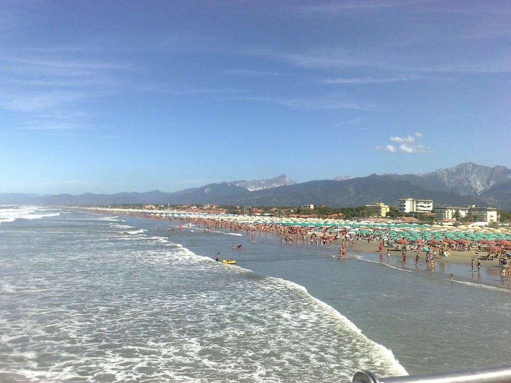 Forte Beach Club Restaurant Beach