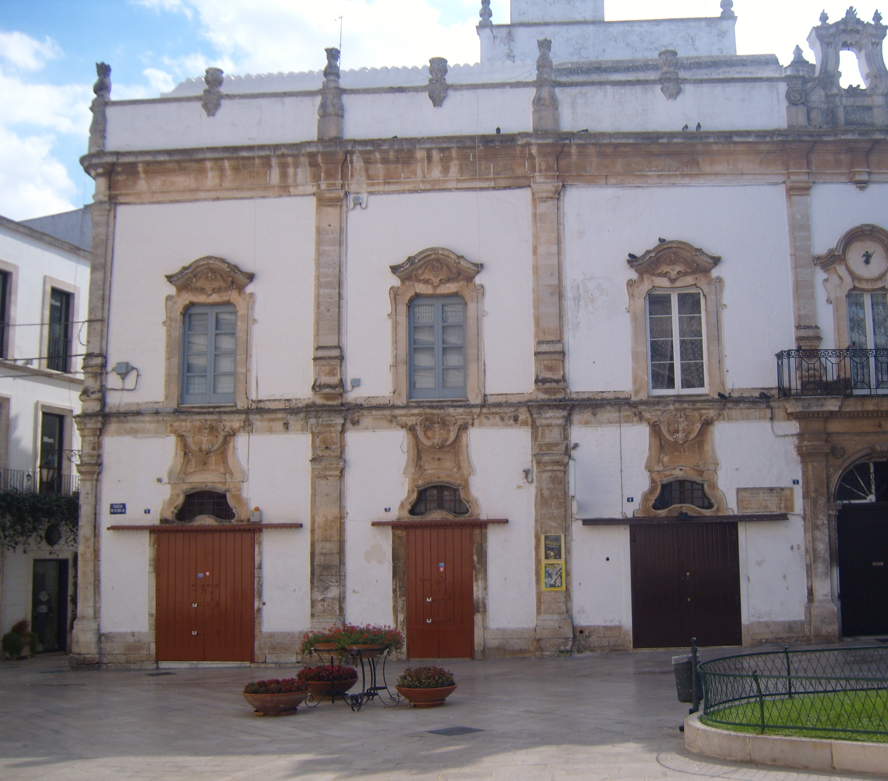 Villa Reale A Martina Franca