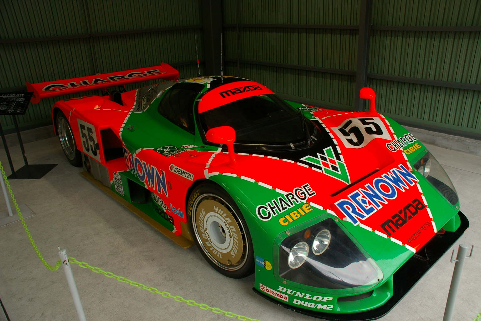 File Mazda 787b Jpg Wikimedia Commons