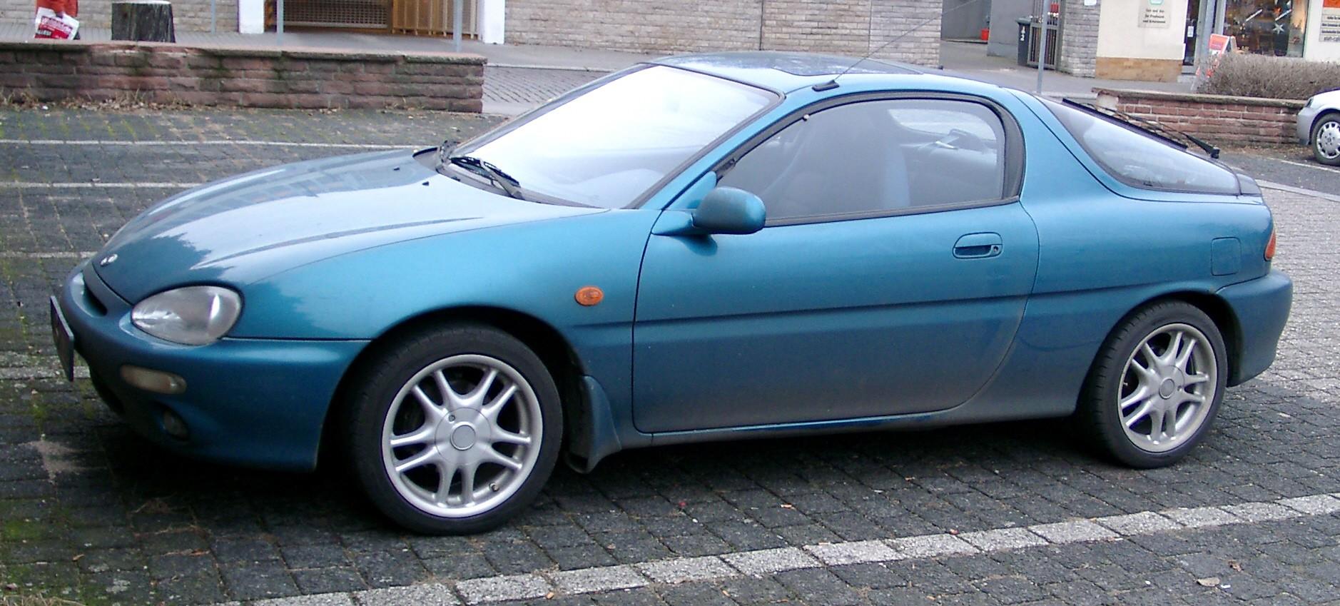 File:Mazda MX-3 front 20080103.jpg - Wikimedia Commons