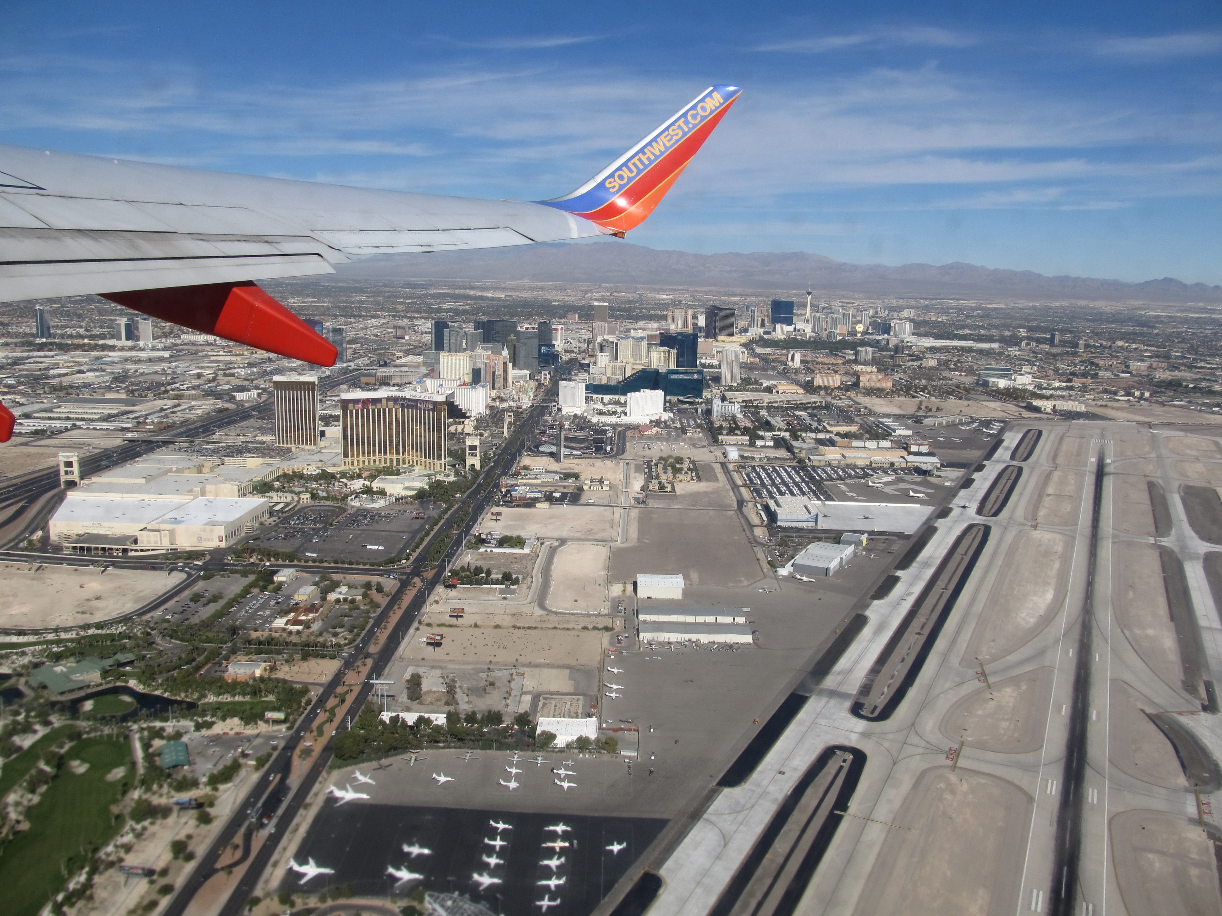 Las Vegas Mccarran Airport Rental Car Address