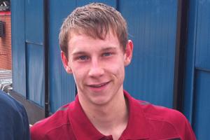 Mitchel Megginson Scottish footballer
