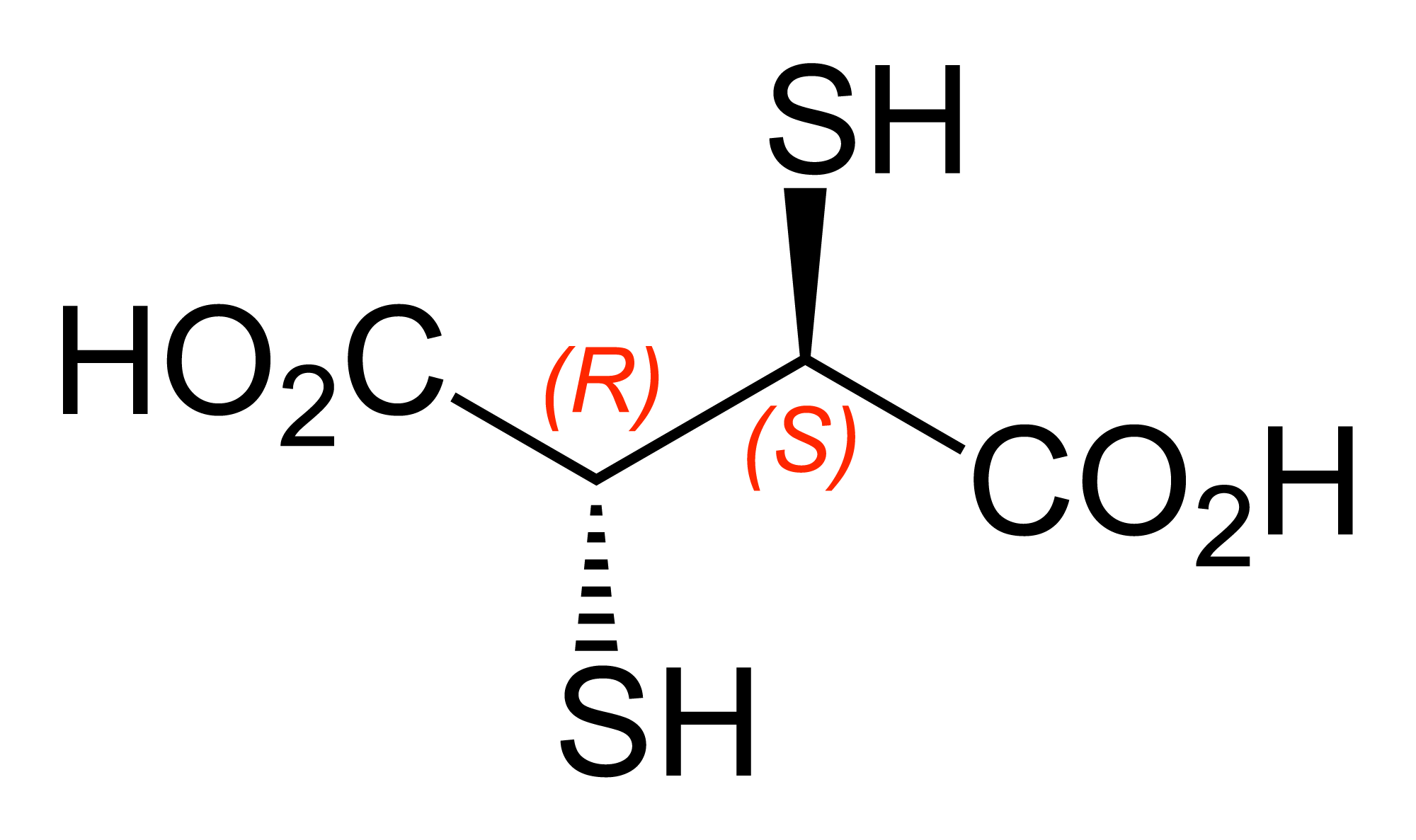 Dimercaptosuccinic acid - Wikipedia