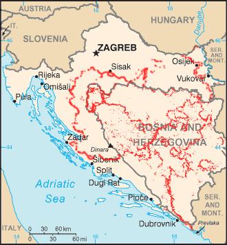 Bosnienkrieg Verlauf