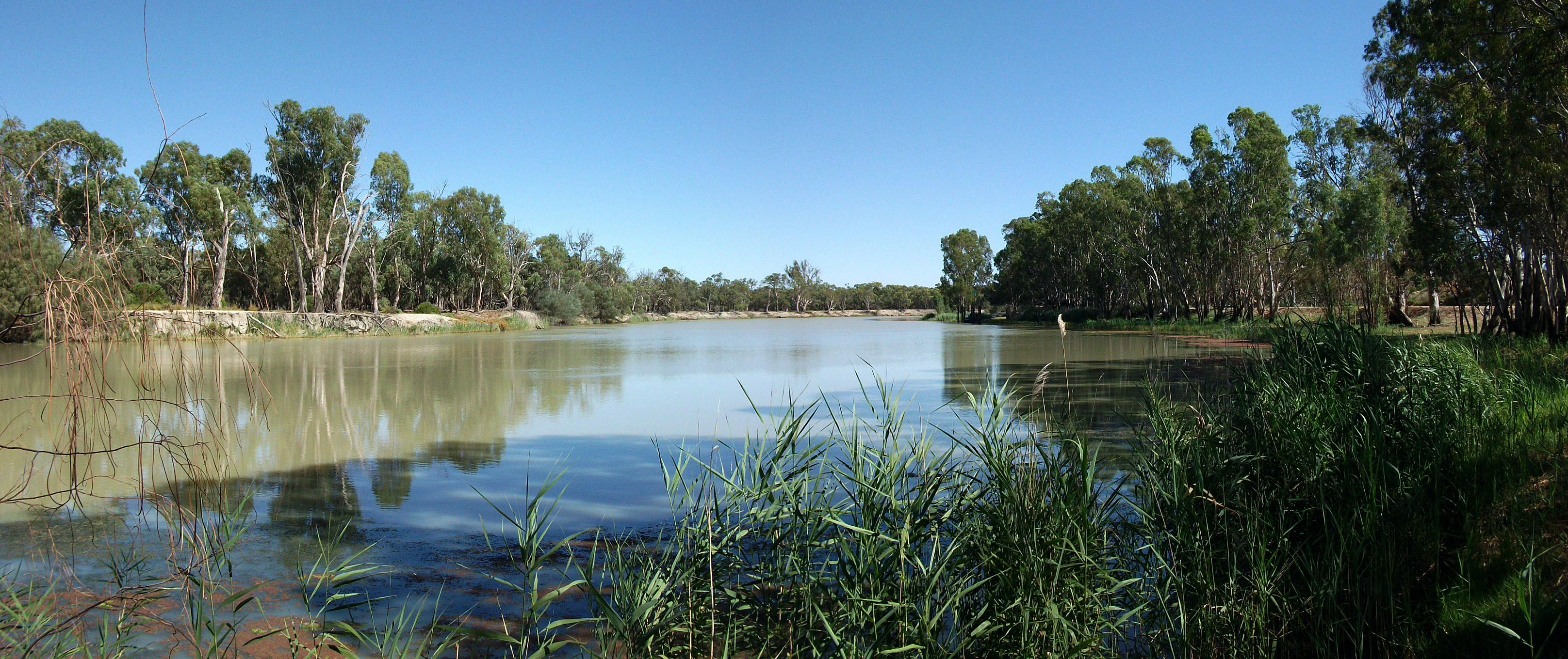 Loxton Australia  city photo : Murray River Loxton SA 1 Wikimedia Commons