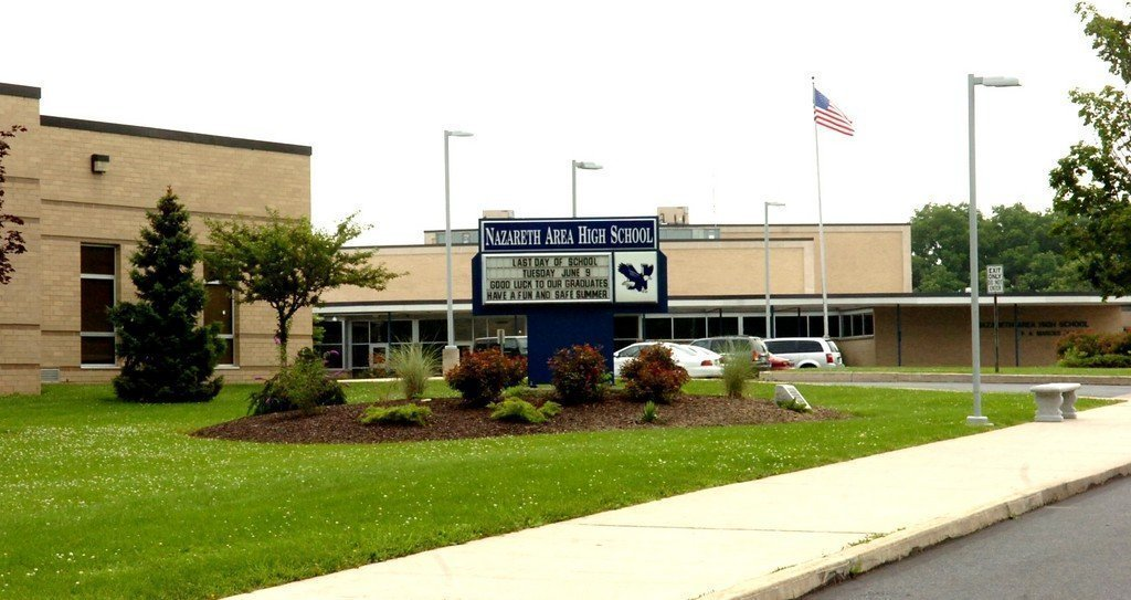 Nazareth Area High School Wikipedia