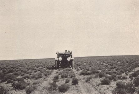 Datei:National Old Trails near Holbrook.jpg
