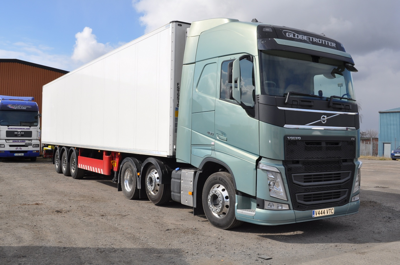 Description New Volvo FH