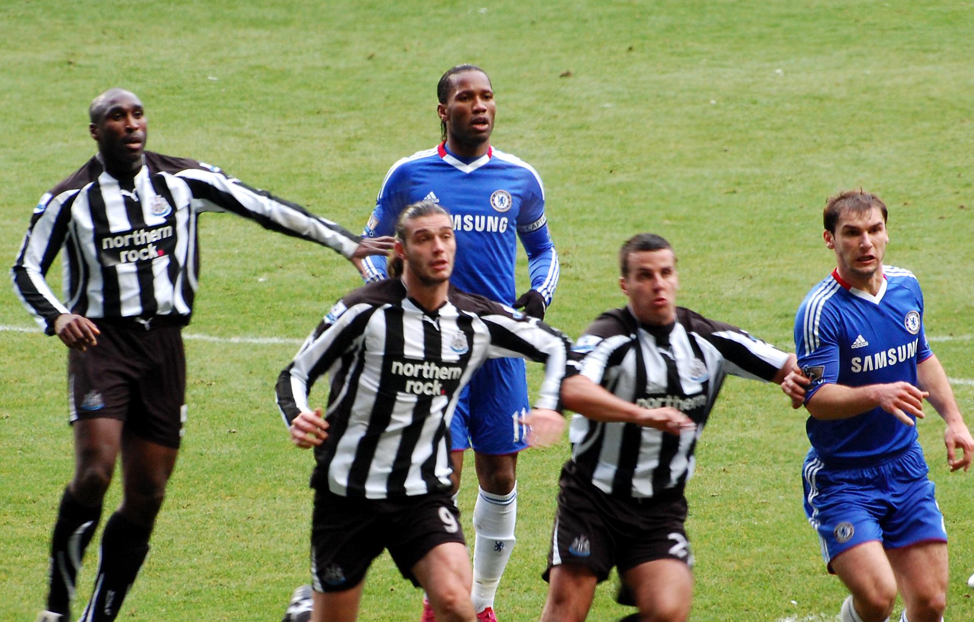 File Newcastle Vs Chelsea Nov jpg Wikimedia Commons