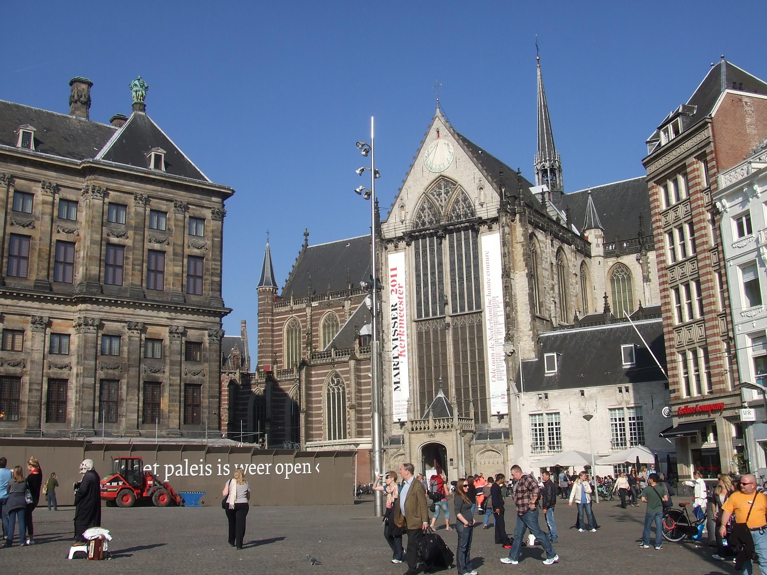 Description Nieuwe Kerk, Amsterdam JPG