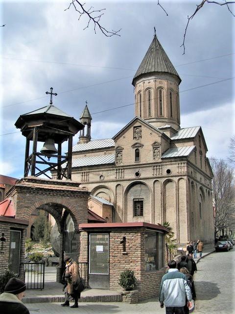 Norashen Church Tbilisi Wikipedia