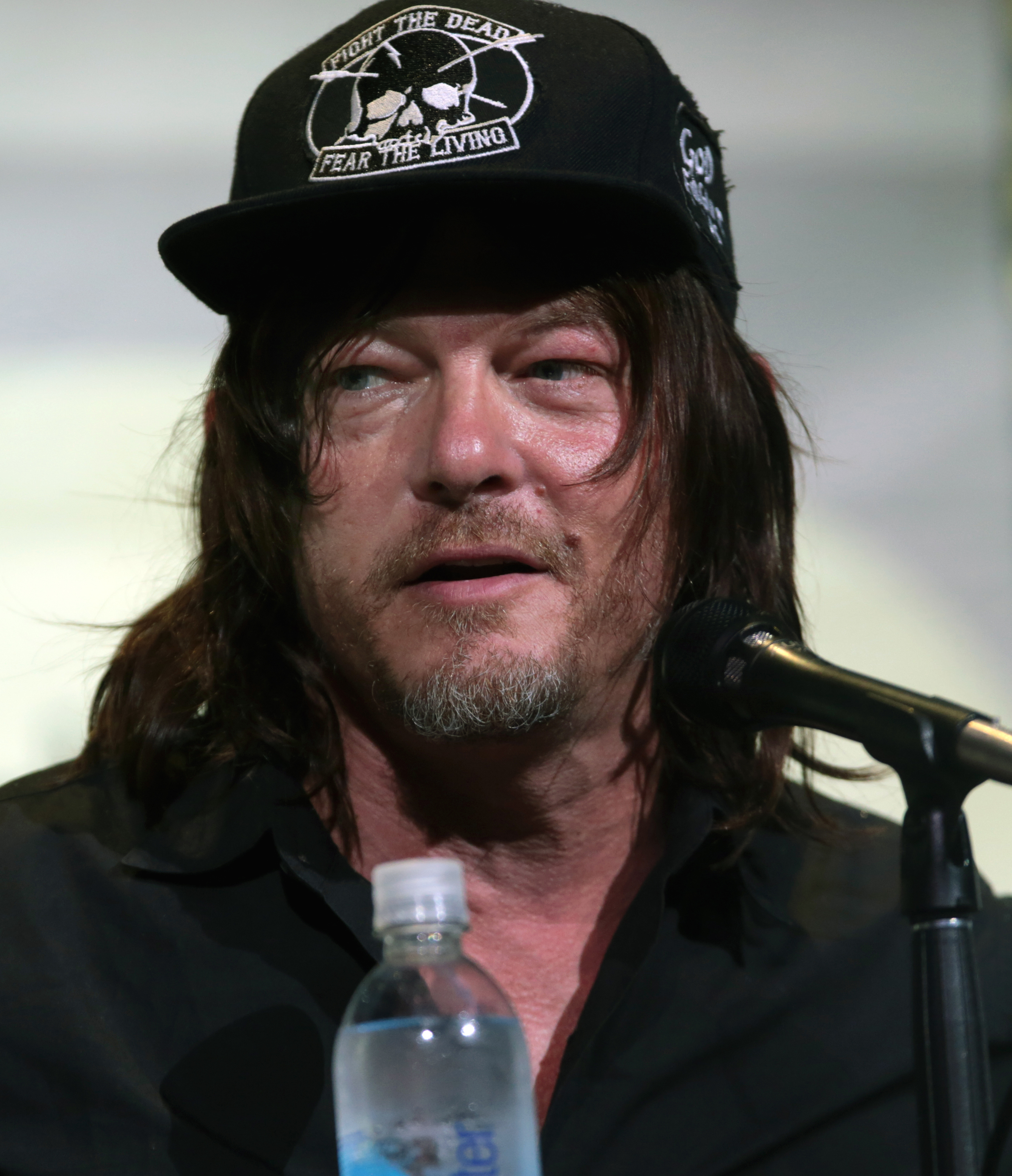 Norman Reedus As A Chi...