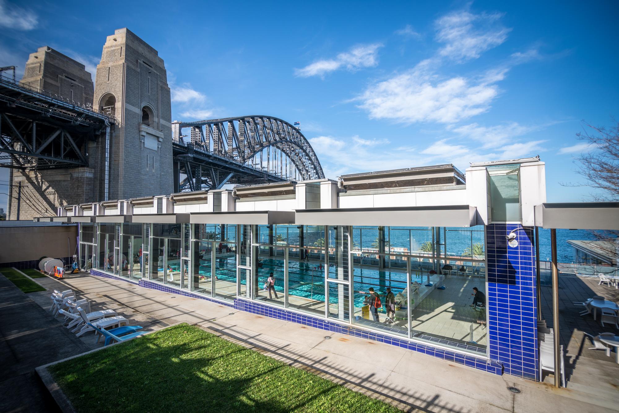 North Sydney Olympic Pool - Wikipedia