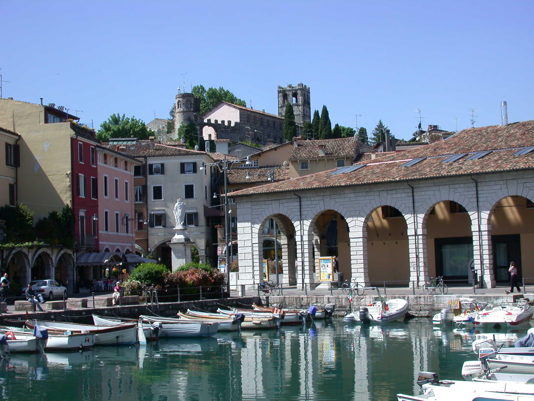 Hotel Rosa Gardasee Malcesine Italien