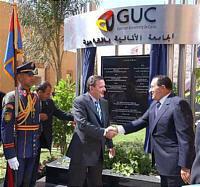 German University in Cairo university