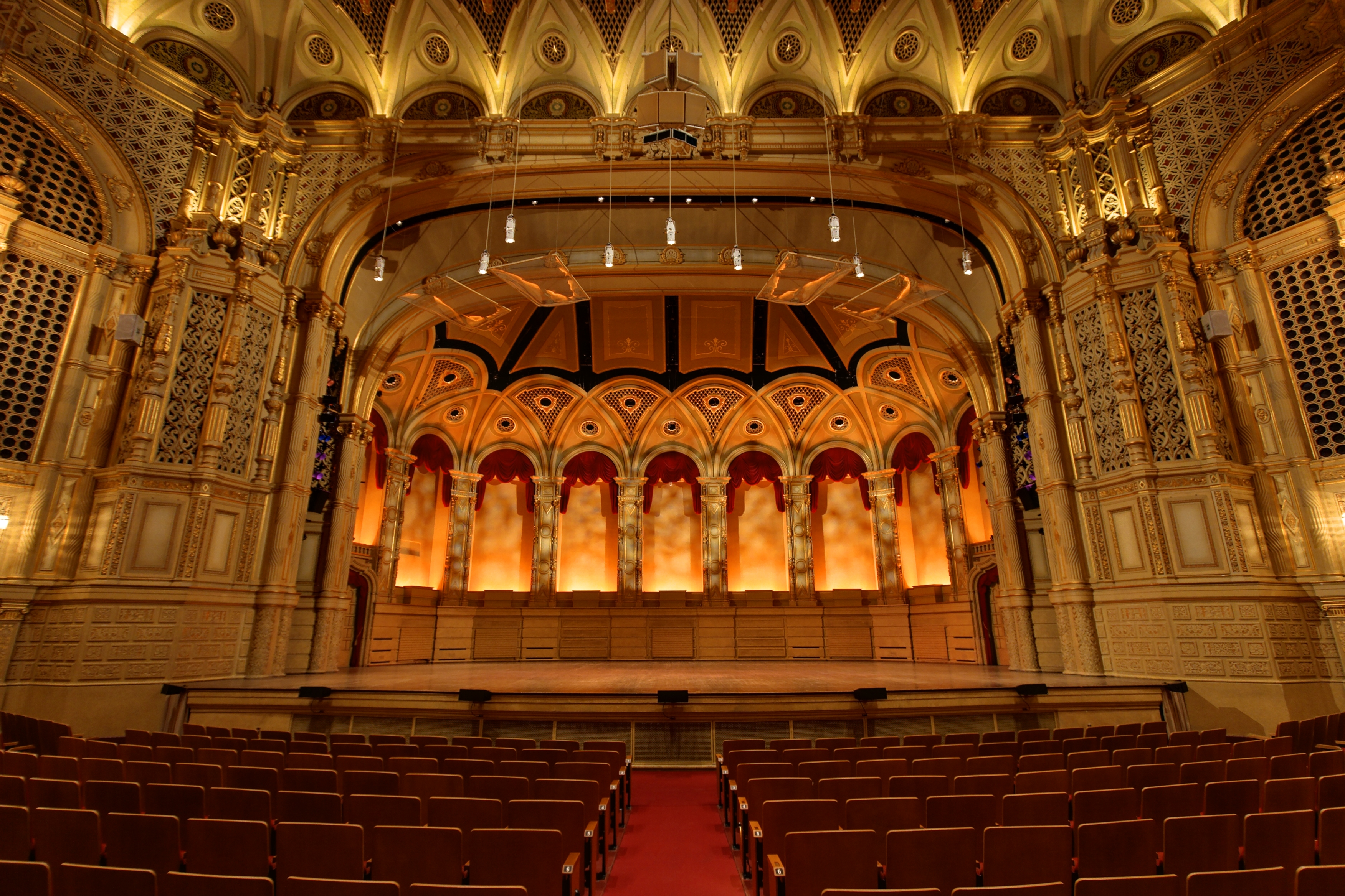 File Orpheum Theatre Vancouver View Of Stage Jpg
