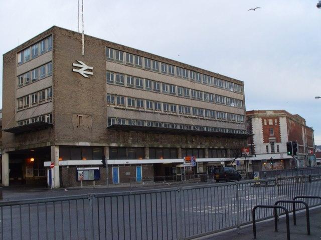 Bridlington High St Old Shoe Shop