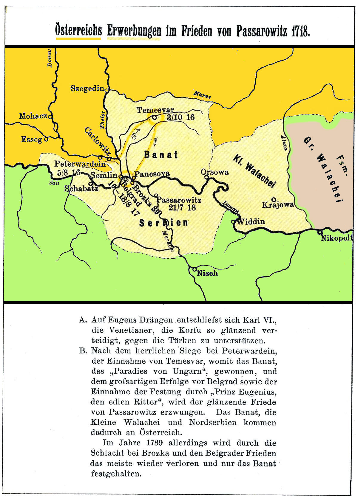 Pace di Passarowitz - Wikipedia