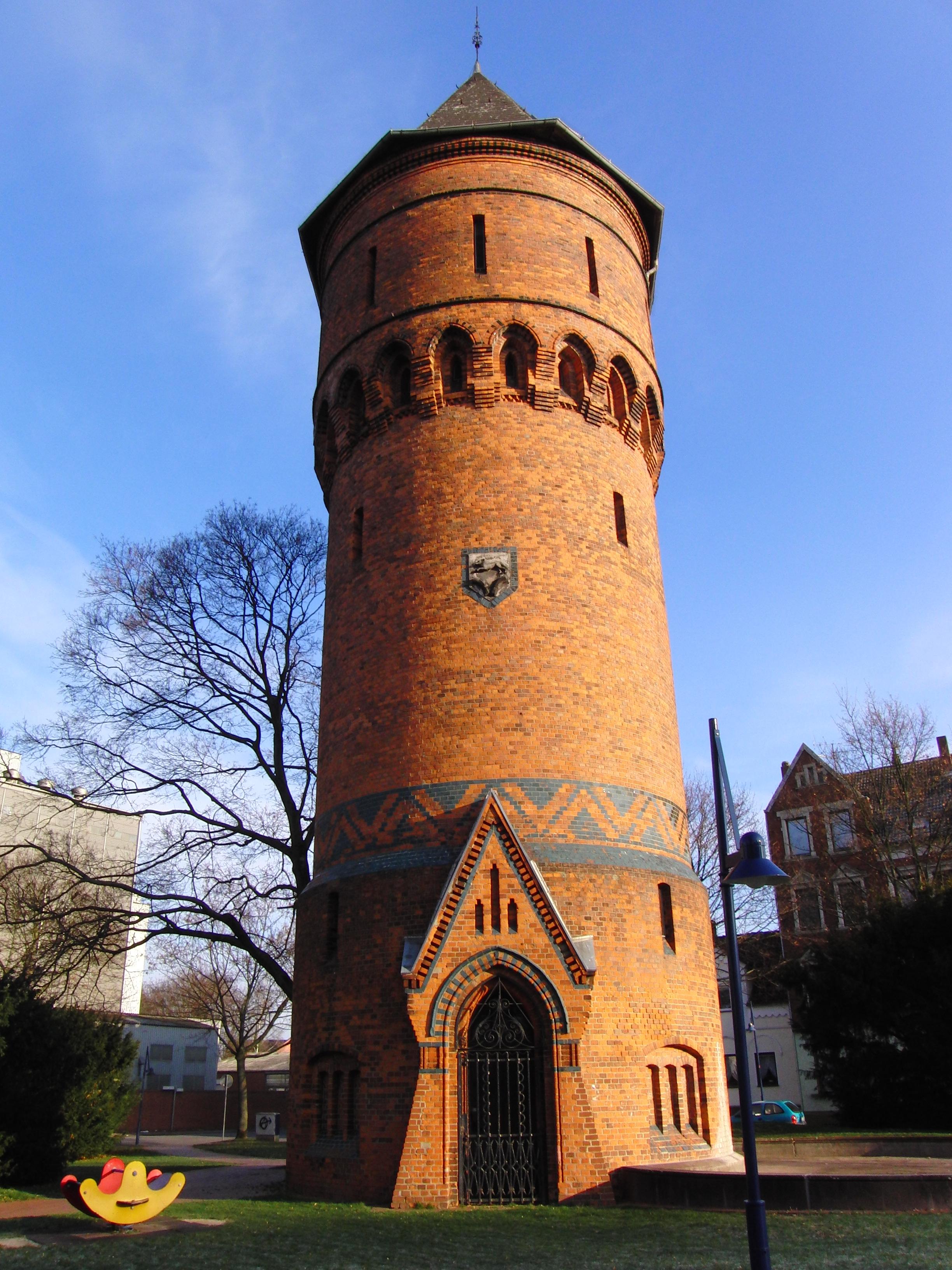 Peine Germany  City new picture : Peine Wasserturm Wikipedia, the free encyclopedia