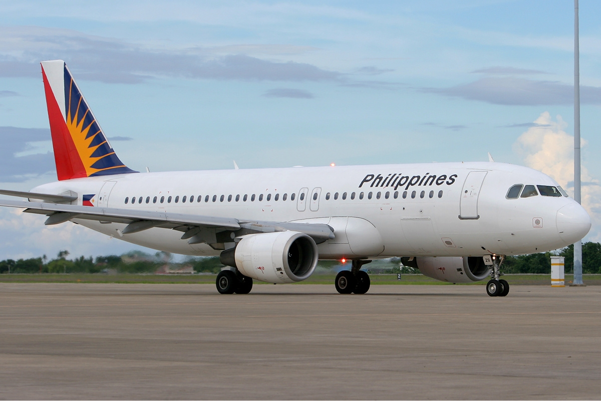Download this Description Philippine Airlines Airbus Mrd picture