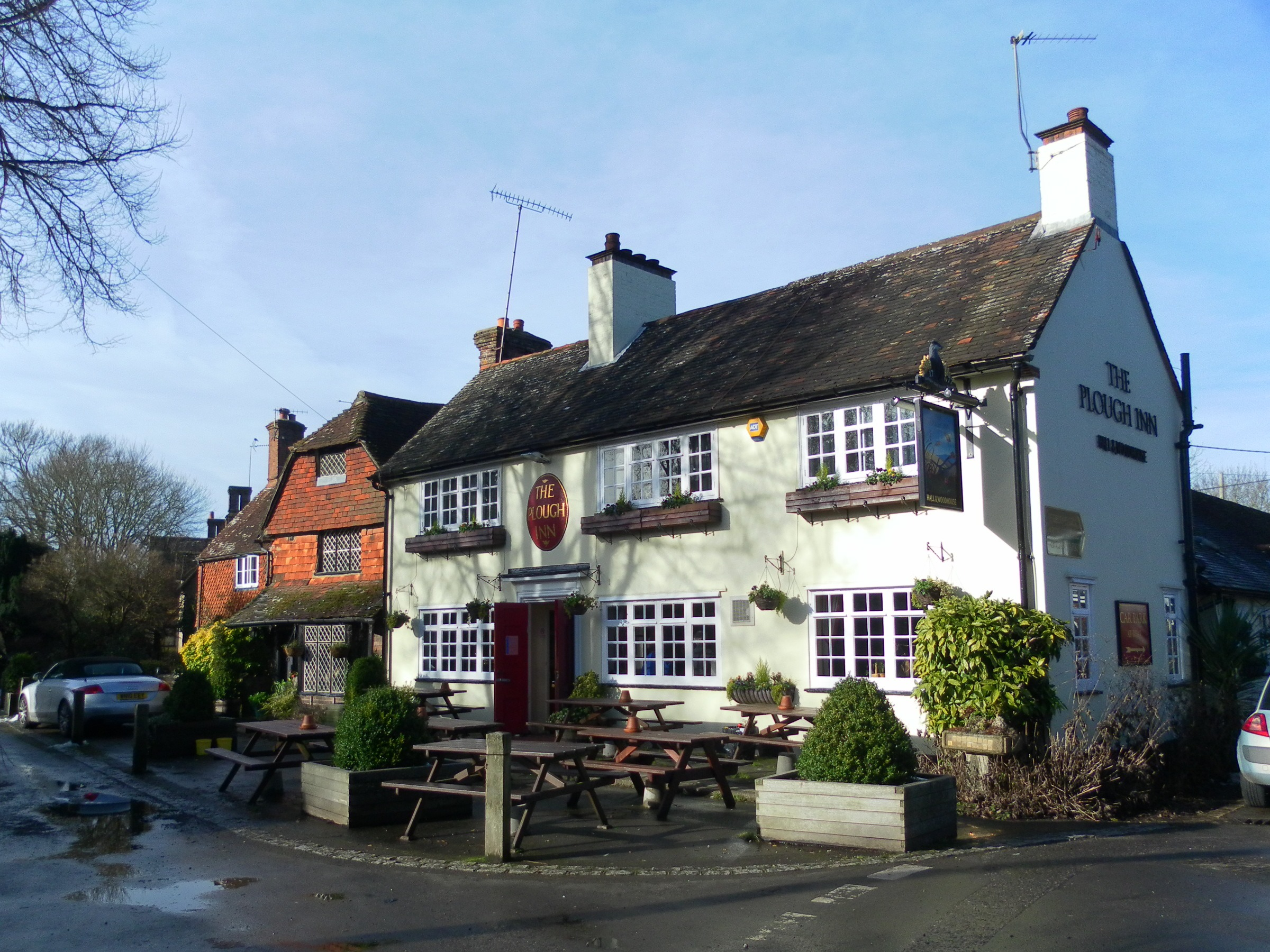 Permalink to The Plough Inn Bed And Breakfasts Near York York