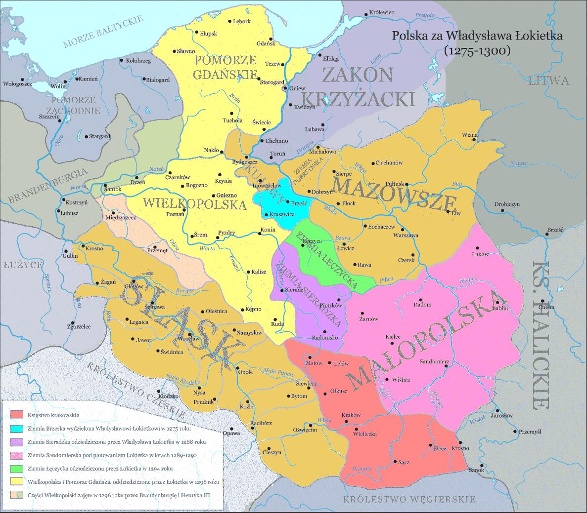 Polska Wladlokietka