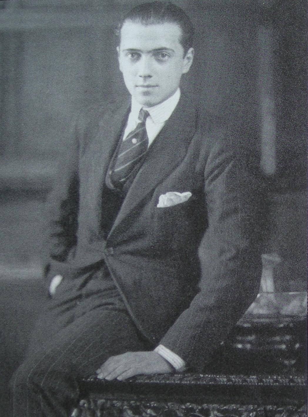 Prince Alexander Alexandrovich Galitzine net worth salary