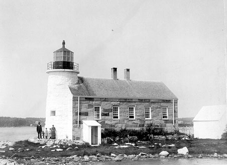 Prospect Harbor Point Light