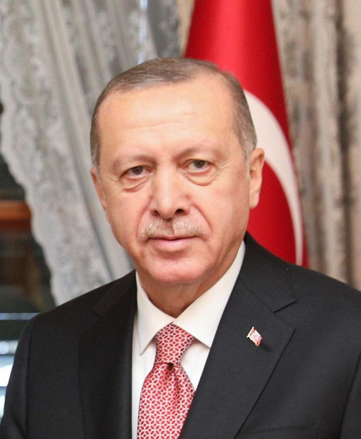 Recep Tayyip Erdogan Vikipedi