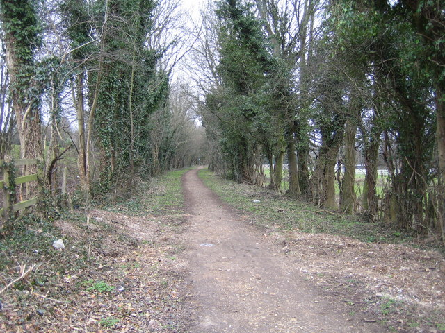 Redbourn, The Nicky Line - geograph.org.uk - 142192