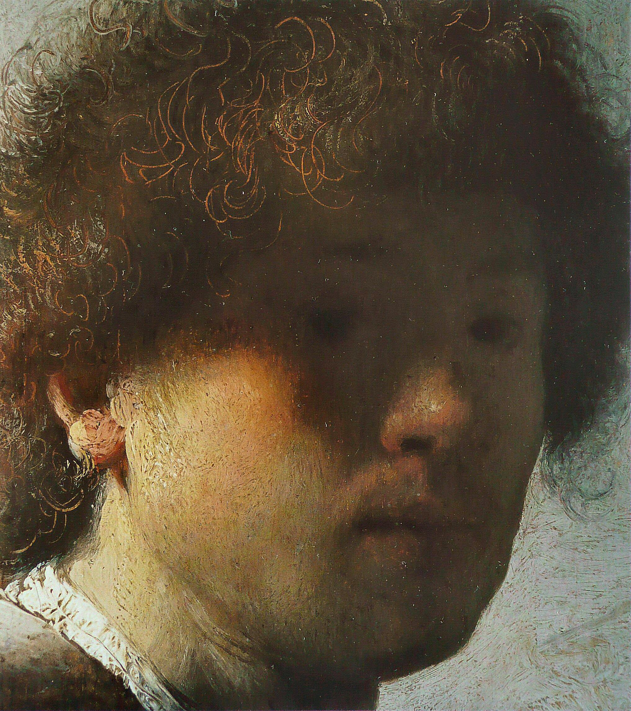 Rembrandt - Autoportrait cheveux ébouriffés.jpg