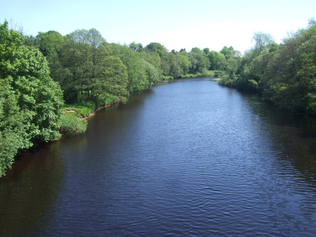 River North Tyne - geograph.org.uk - 1363369