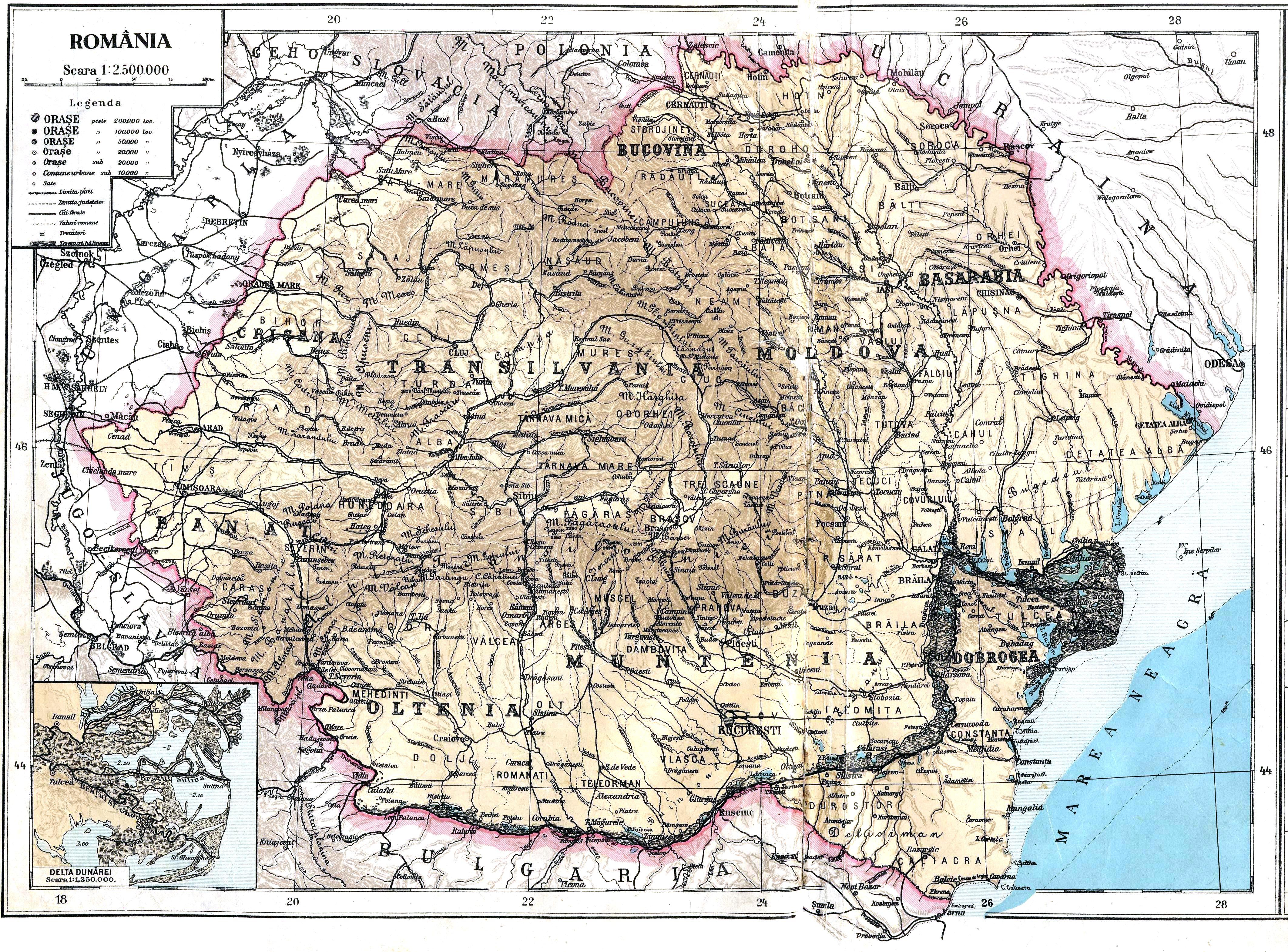 O societate normala - Pagina 2 Romania_Mare