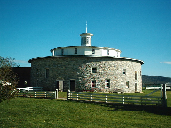 Image result for round barns