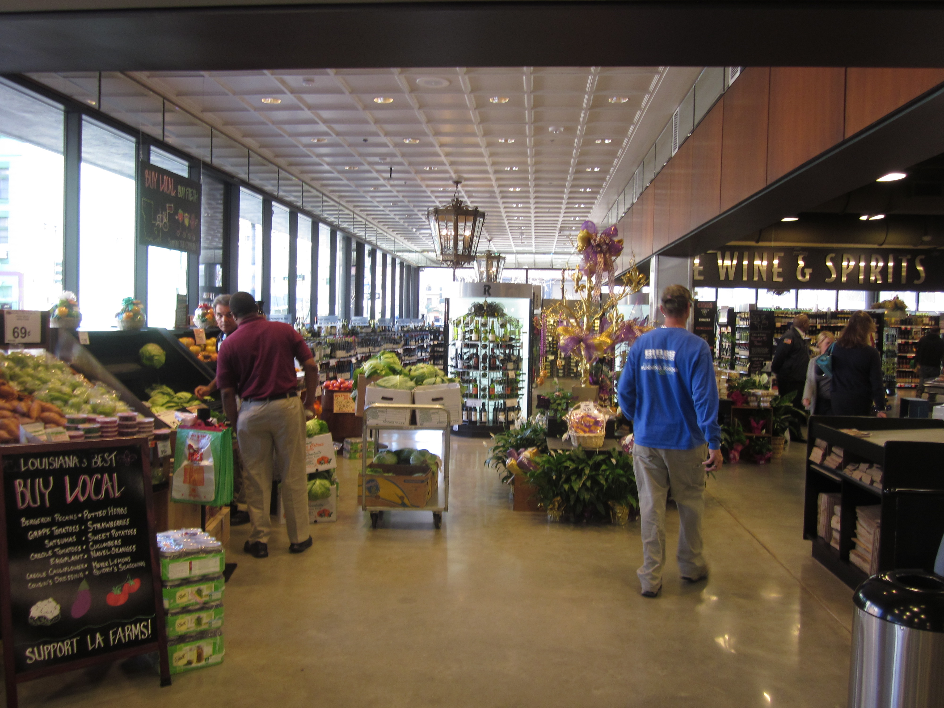 Food Stores Opened On Thanksgiving