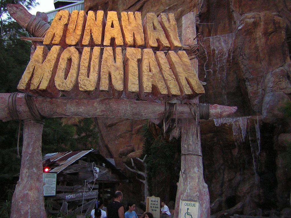 Runaway Mountain