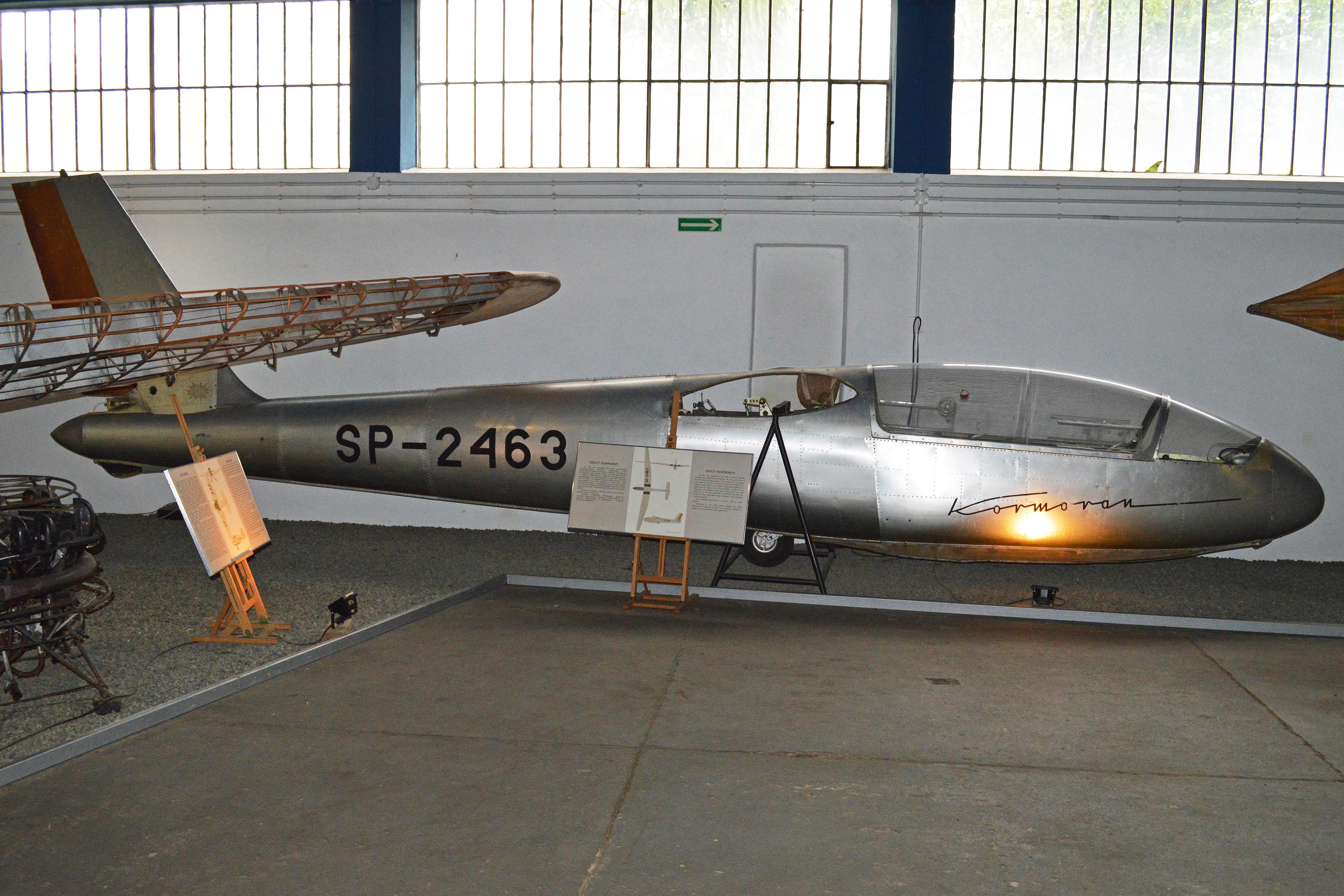 File:SZD-27 Kormoran 'SP-2463' (14420719412).jpg