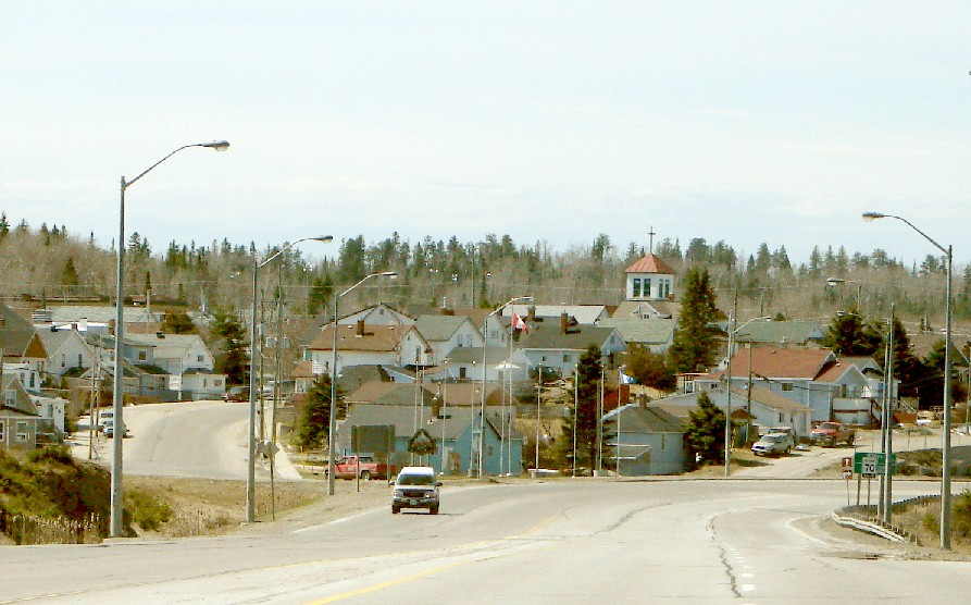 neighbourhoods in timmins