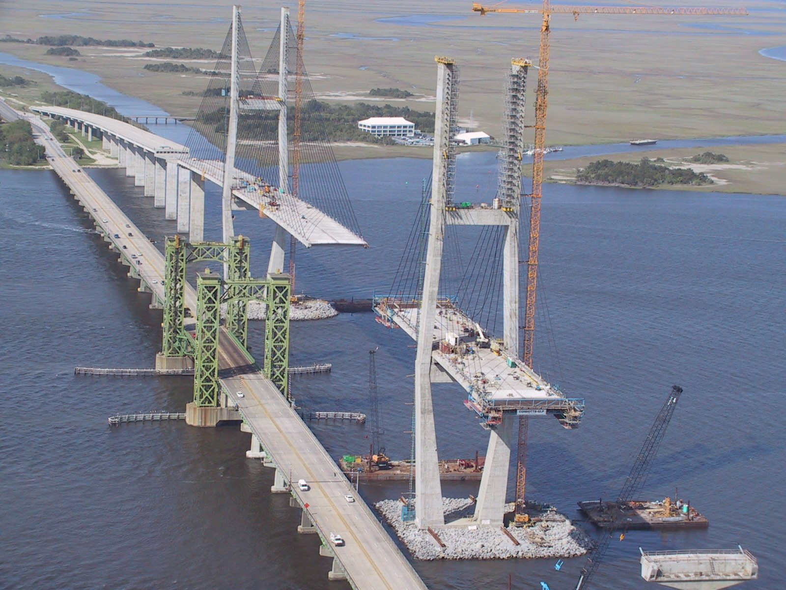 bridge project The federal railroad administration took another step toward approving a new bridge.