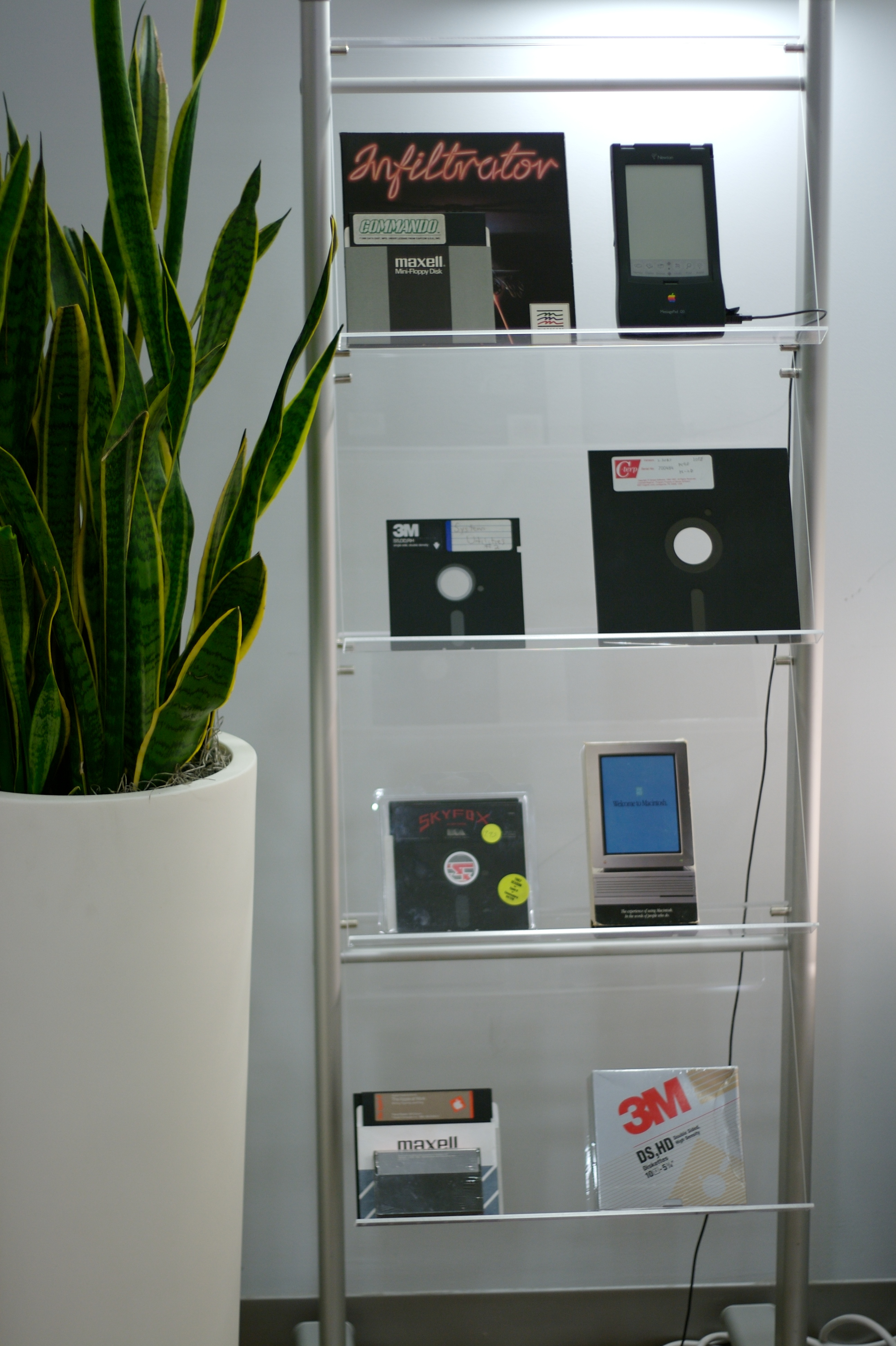 File:Software, Google NY office computer museum jpg