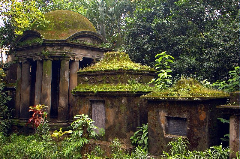 Paranormal Activities Places In Kolkata