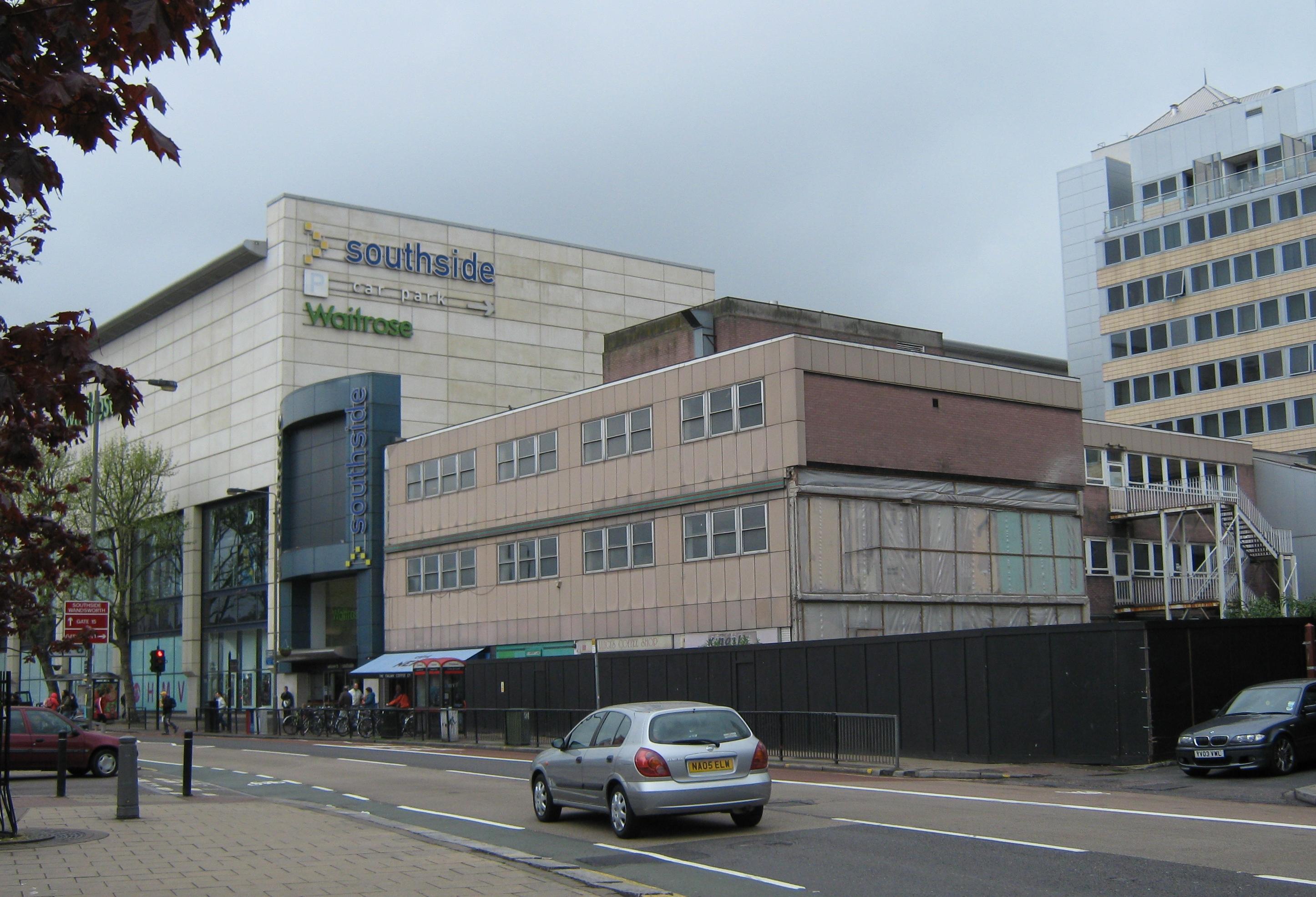 Southside Shopping Centre Halal Restaurant