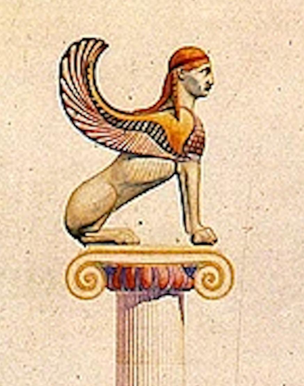 Sphinx de Naxos