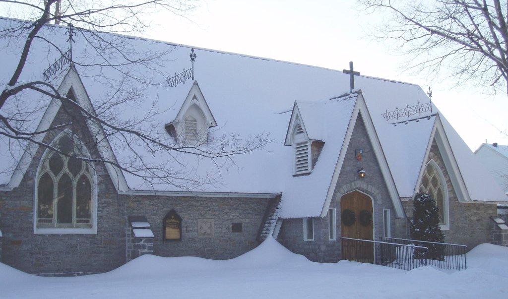 Iglesia Anglicana de San Bartolomé Ottawa