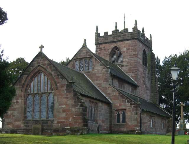 St Peter's Church, Broughton - geograph.org.uk - 290915