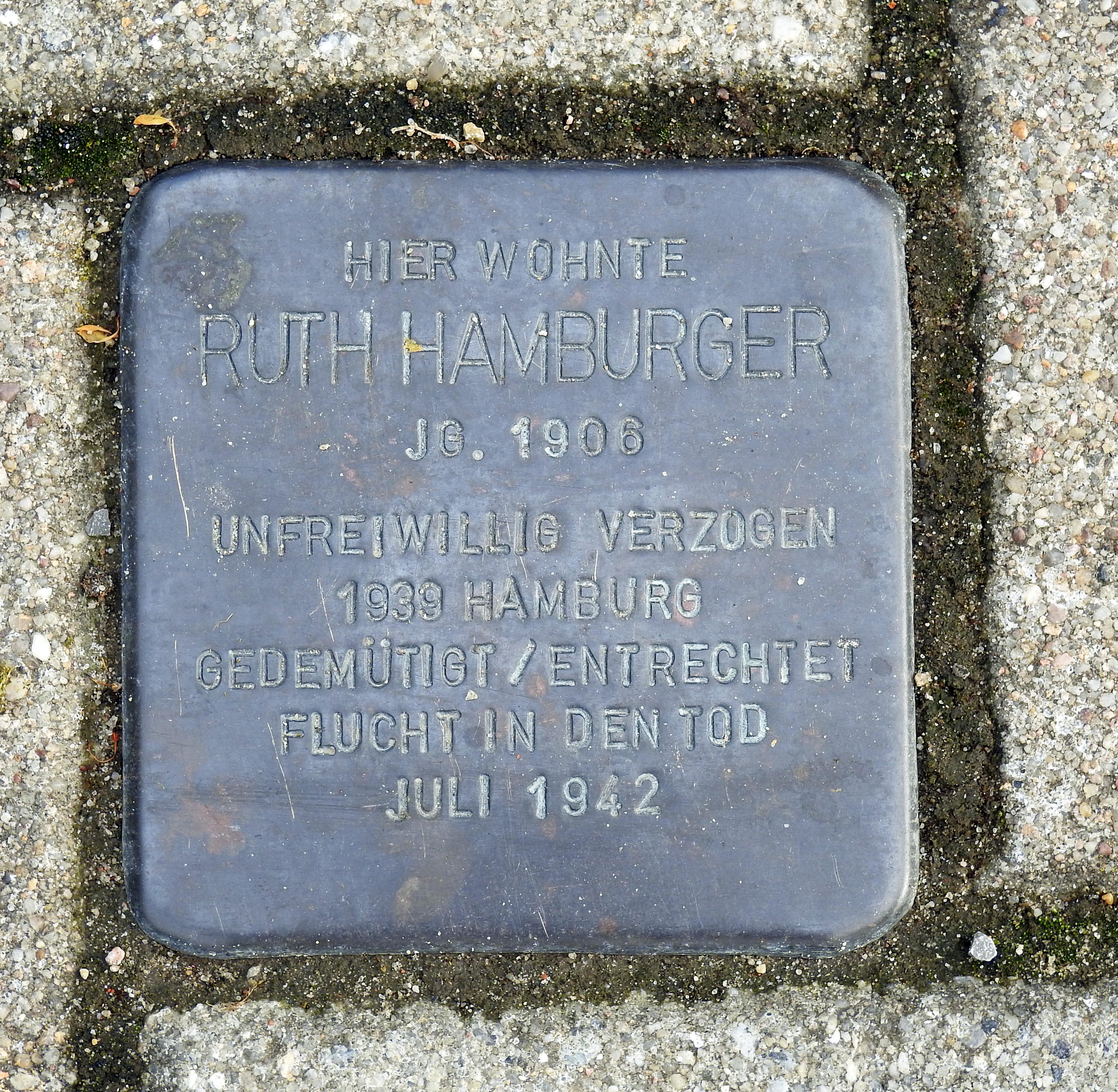 Bildergebnis für Fürstenberg Havel Stolperstein