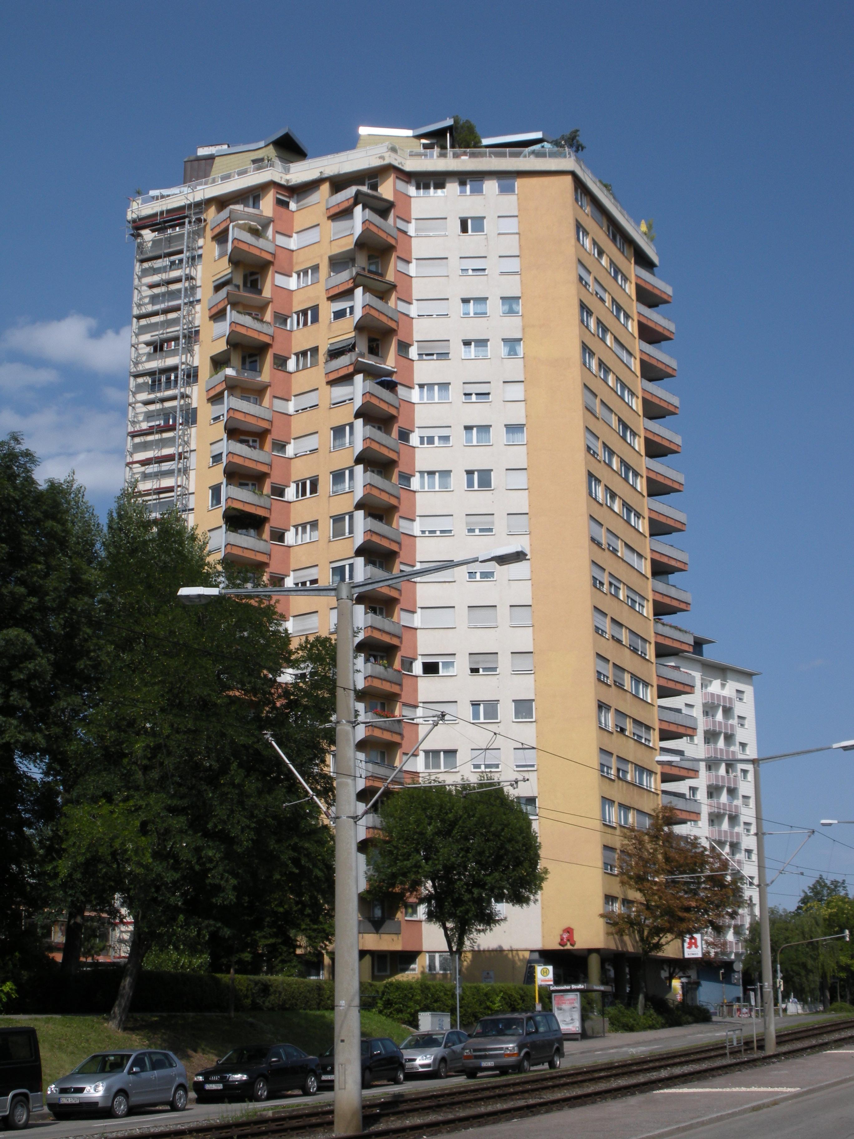 Description stuttgart hochhaus romeo zuff rot jpg