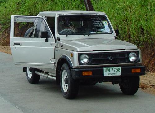Suzuki Sj Lwb For Sale