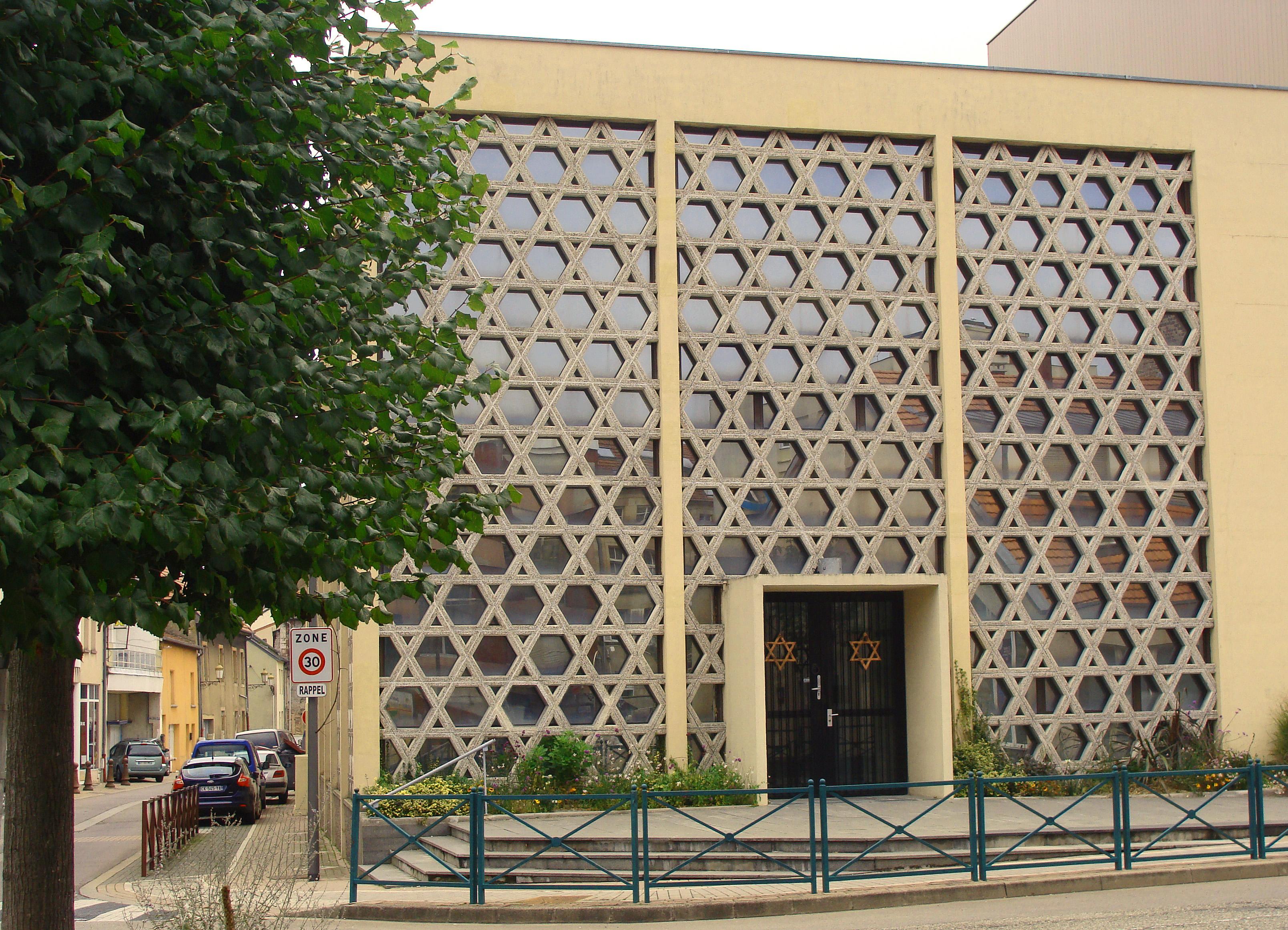 fichier:synagogue de saint-avold, façade principale — wikipédia
