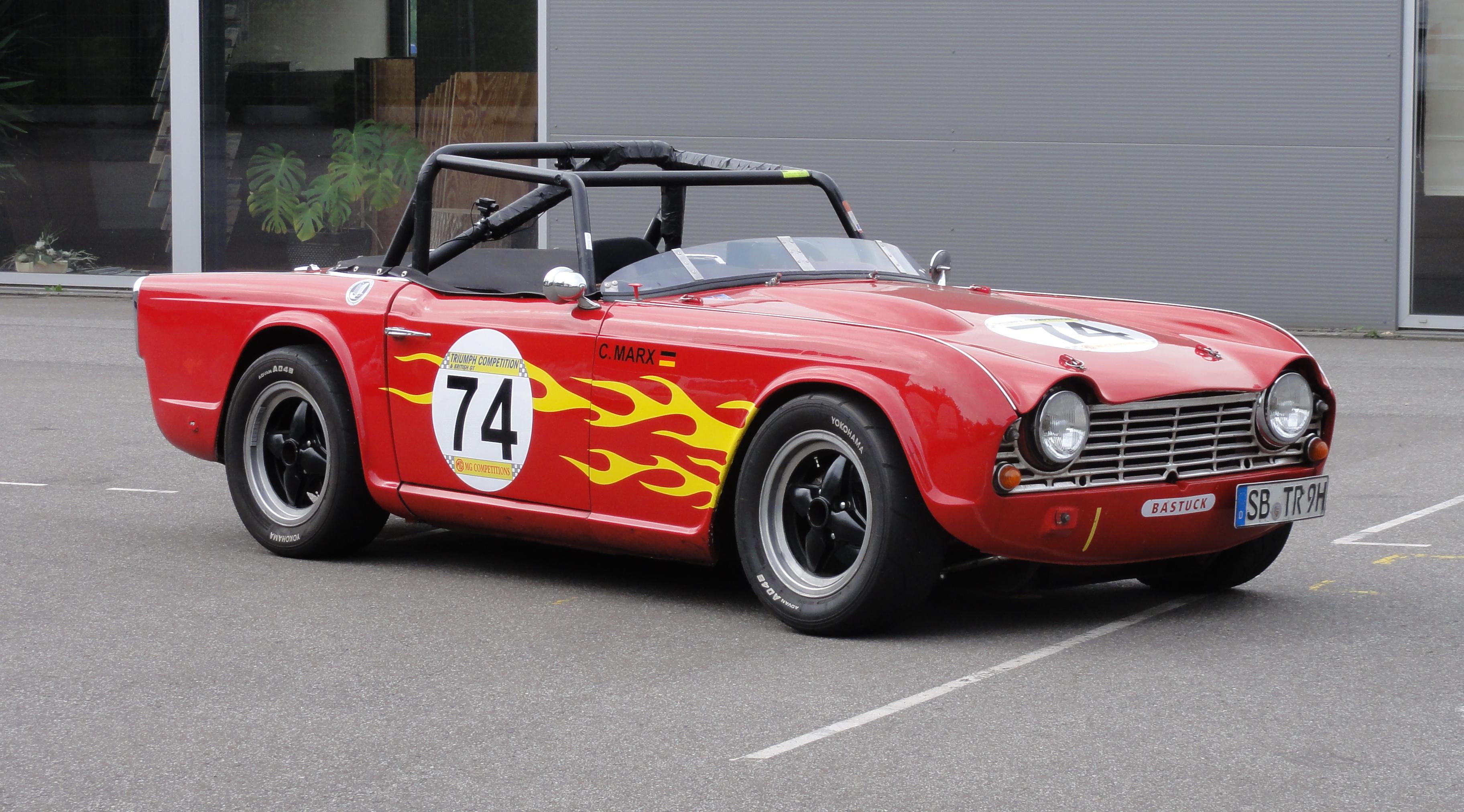 Car Racing Course California